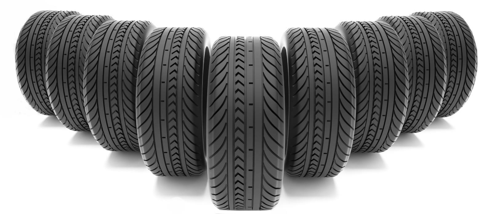 Виды автомобильных шин